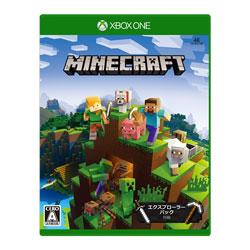【在庫限り】 Minecraft: エクスプローラー パック 【Xbox Oneゲームソフト】