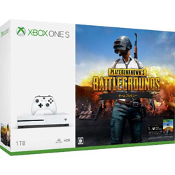 Xbox One S 1TB(PlayerUnknown's Battlegrounds 同梱版) [ゲーム機本体]