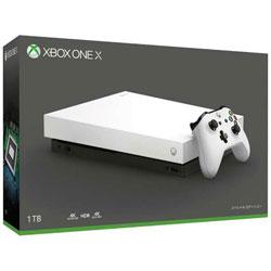 Xbox One X  ホワイト スペシャル エディション FMP-00063