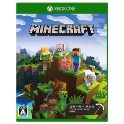 Minecraft スターター コレクション 44Z-00112  [XboxOne]