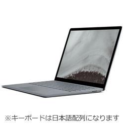 Surface Laptop2 13.5 Core i5 8GB 256GB LQN-00058 プラチナ
