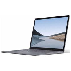 ノートパソコン Surface Laptop 3(サーフェス ラップトップ3) プラチナ VEF-00018 [13.5型 /intel Core i7 /SSD:256GB /メモリ:16GB /2019年10月モデル]