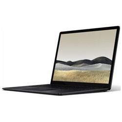 ノートパソコン Surface Laptop 3(サーフェス ラップトップ3) ブラック VEF-00039 [13.5型 /intel Core i7 /SSD:256GB /メモリ:16GB /2019年10月モデル]