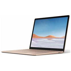 ノートパソコン Surface Laptop 3(サーフェス ラップトップ3) サンドストーン VEF-00081 [13.5型 /intel Core i7 /SSD:256GB /メモリ:16GB /2019年10月モデル]