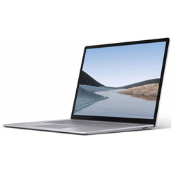 ノートパソコン Surface Laptop 3(サーフェス ラップトップ3) プラチナ VFL-00018 [15.0型 /AMD Ryzen 7 /SSD:512GB /メモリ:16GB /2019年10月モデル]