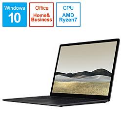 Surface Laptop3 15.0 Ryzen7 32GB 1TB VFP-00017 ブラック