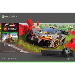 Xbox One X 1 TB (Forza Horizon 4 Lego 同梱版)