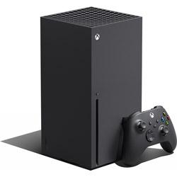 【抽選販売対象品】 Xbox Series X [RRT-00015][ゲーム機本体]