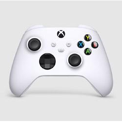 【純正】Xbox ワイヤレス コントローラー(ロボット ホワイト) QAS-00005