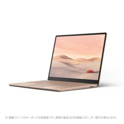 Microsoft(マイクロソフト) Surface Laptop Go サンドストーン THH-00045 [12.4型 /intel Core i5 /SSD:128GB /メモリ:8GB /2020年10月モデル]