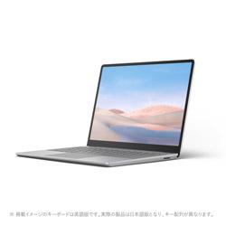 Microsoft(マイクロソフト) Surface Laptop Go(サーフェス ラップトップ ゴー)  プラチナ THJ-00020 [12.4型 /intel Core i5 /SSD:256GB /メモリ:8GB /2020年10月モデル]
