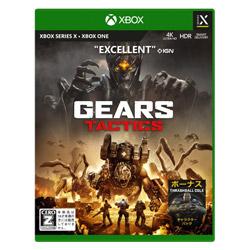 Gears Tactics 【XboxSeriesXゲームソフト】