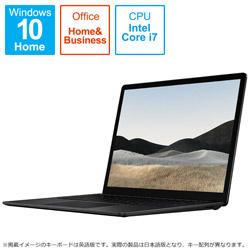 Surface Laptop4 13.5 Core i7 32GB 1TB 5GB-00015 ブラック