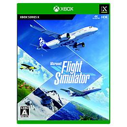 Microsoft Flight Simulator Standard Edition 【XboxSeriesXゲームソフト】