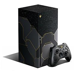 【抽選販売対象品】 Xbox Series X Halo Infinite リミテッド エディション