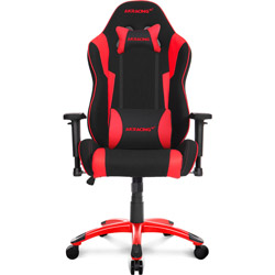 AKRACING AKRacing Wolf Gaming Chair (Red) WOLF-RED ゲーミング・オフィスチェア(レッド)  [AKR-WOLF-RED]【ゲーミングチェアー】