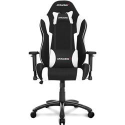 AKRACING AKRacing Wolf Gaming Chair (White) WOLF-WHITE ゲーミング・オフィスチェア(ホワイト) [AKR-WOLF-WHITE]【ゲーミングチェアー】
