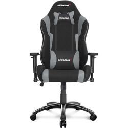 AKRACING AKRacing Wolf Gaming Chair (Grey) WOLF-GREY ゲーミング・オフィスチェア(グレー) [AKR-WOLF-GREY]【ゲーミングチェアー】