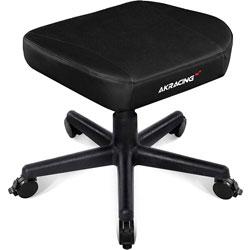 AKRACING ゲーミングチェアオプション オットマン  ブラック AKR-FOOTREST-BLACK
