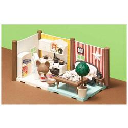 HACO ROOM ハコルーム くまのがっこう キッチン&ダイニングキット