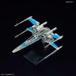 ビークルモデル 011 スター・ウォーズ Xウイング・ファイター レジスタンス ブルー中隊仕様