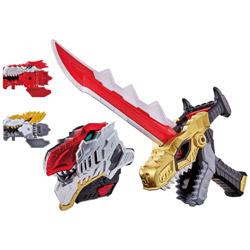 バンダイ 騎士竜戦隊リュウソウジャー リュウソウジャー最強竜装セット-DXリュウソウケン&リュウソウチェンジャー-