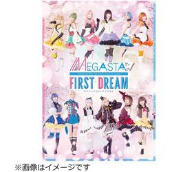 2.5次元ダンスライブ「ツキウタ。」ステージ Girl's Side MEGASTA. 『ゆめのかけら -メガステのススメ-』 DVD