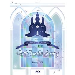 [使用] THE IDOLM @ STER CINDERELLA GIRLS 4thLIVE TriCastle故事藍光BOX [藍光]