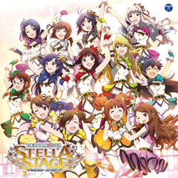 THE IDOLM@STER STELLA MASTER 00 ToP! CD