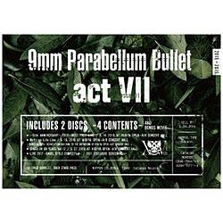 9mm Parabellum Bullet / act 7 DVD