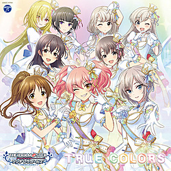 THE IDOLM@STER CINDERELLA GIRLS STARLIGHT MASTER for the NEXT! 01 TRUE COLORS CD