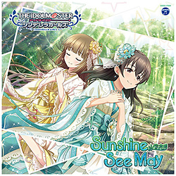 THE IDOLM@STER CINDERELLA GIRLS STARLIGHT MASTER 34 Sunshine See May CD