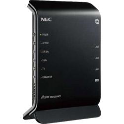NEC(エヌイーシー) Aterm PA-WG1200HP3  無線LANルーター [ac/n/a/g/b・有線LAN・Mac/Win/iOS/Android] 867+300Mbps・ギガルーター