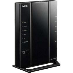 NEC(エヌイーシー) Aterm PA-WG2600HP3 無線LANルーター [無線ac/a/n/g/b・有線LAN Android/iOS/Mac/Win] 1733+800Mbps・ギガルーター