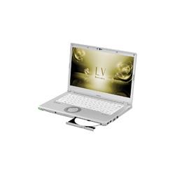 パナソニック(Panasonic) CF-LV73DVQR ノートパソコン Let's note(レッツノート)LVシリーズ シルバー [14.0型 /SSD:512GB /メモリ:8GB /2018年6月モデル]