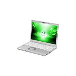 パナソニック(Panasonic) モバイルノートPC レッツノート SV CF-SV72DDQR シルバー [Win10 Pro・Core i5・12.1インチ・Office付き・HDD 1TB・メモリ 8GB]