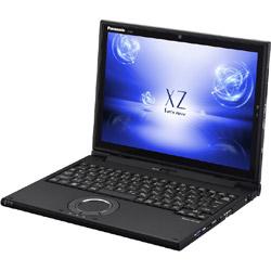 パナソニック(Panasonic) モバイルノートPC レッツノート XZ CF-XZ62FKQR ブラック [Win10 Pro・Core i5・12.0インチ・Office付き・SSD 256GB・メモリ 8GB]