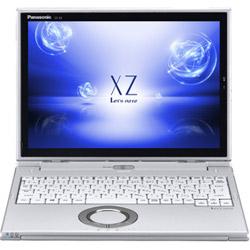 パナソニック(Panasonic) モバイルノートPC Let's note CF-XZ6DDAPR シルバー[Win10 Home・Core i5・12.0インチ・Office付き・SSD 128GB]