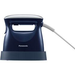 パナソニック(Panasonic) NI-FS550-DA 衣類スチーマー パナソニック ダークブルー [ハンガーショット機能付き]