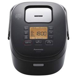 Panasonic(パナソニック) IH炊飯ジャー (5.5合) SR-HB109-K SR-HB109 ブラック [5.5合 /IH]