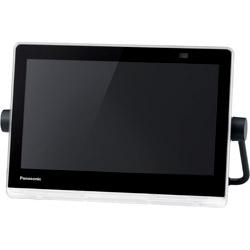 Panasonic(パナソニック) ポータブルテレビ プライベートビエラ ブラック UN-10CN10-K [10V型 /防水対応]