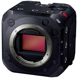 Panasonic(パナソニック) LUMIX BS1H ミラーレス一眼カメラ  ブラック DC-BS1H [ボディ単体]