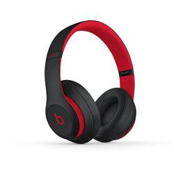 Beats by Dr. Dre ブルートゥースヘッドホン STUDIO3 Wireless Defiant BlackーRed BEATSSTUDIO3WIRELESS [Bluetooth /ノイズキャンセリング対応]