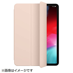 【純正】 iPad Pro(11インチ)用 Smart Folio MRX92FE/A ピンクサンド