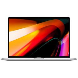 MacBookPro 16インチ Touch Bar搭載モデル[2019年/SSD 512GB/メモリ 16GB/2.6GHz 6コアIntel Core i7]シルバー   MVVL2J/A [16.0型 /intel Core i7 /SSD:512GB /メモリ:16GB]