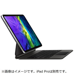 iPad Air(第4世代)・11インチiPad Pro(第2世代)用Magic Keyboard - 韓国語   MXQT2KU/A