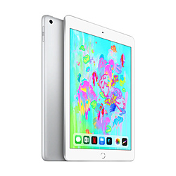 iPad 9.7インチ Wi-Fi+ Cellular 32GB  シルバー  [SIMフリーモデル]