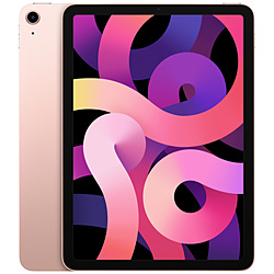 Apple(アップル) iPad Air 10.9インチ 64GB Wi-Fiモデル MYFP2J/A ローズゴールド(第4世代)    [64GB]