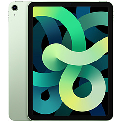Apple(アップル) iPad Air 10.9インチ 64GB Wi-Fiモデル MYFR2J/A グリーン(第4世代)    [64GB]