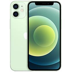 【SIMフリー】iPhone 12 mini A14 Bionic 5.4型 ストレージ:256GB デュアルSIM(nano-SIMとeSIM) MGDW3J/A グリーン
